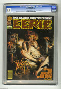 Magazines:Horror, Eerie #89 (Warren, 1978) CGC NM/MT 9.8 Off-white to white pages. The grade doesn't lie; this is just about as perfect a copy...