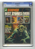 Magazines:Horror, Eerie Annual 1971 (Warren, 1971) CGC NM/MT 9.8 Off-white pages. Fans who missed the earliest issues of this title got a chan...