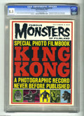 Magazines:Horror, Famous Monsters of Filmland #25 (Warren, 1963) CGC VF+ 8.5 Off-white to white pages. King Kong issue. Photo cover. Vincent P...