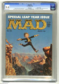 Magazines:Mad, Mad #53 Gaines File pedigree (EC, 1960) CGC NM 9.4 White pages. Kelly Freas cover. Wally Wood, Mort Drucker, Dave Berg, Bob ...