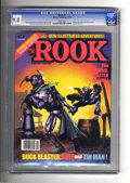 Magazines:Science-Fiction, The Rook #1 (Warren, 1979) CGC NM/MT 9.8 White pages. RichardCorben cover. Lee Elias, Rudy Nebres, Alex Nino, and Alfredo A...