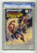Magazines:Superhero, Spectacular Spider-Man #2 (Marvel, 1968) CGC NM/MT 9.8 White pages.This magazine wasn't a big seller when Marvel brought it...