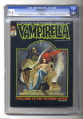 Magazines:Horror, Vampirella #15 (Warren, 1972) CGC NM/MT 9.8 Off-white pages. This issue was the first of the series to be drawn entirely by ...