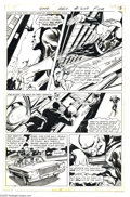 Original Comic Art:Panel Pages, Neal Adams - Strange Adventures #209, Deadman page 10 Original Art(DC, 1968). Comics legend Neal Adams both penciled and in...
