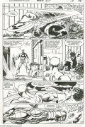Original Comic Art:Panel Pages, John Byrne - Fantastic Four #250, page 15 Original Art (Marvel,1983). Not since the days of Stan Lee and Jack Kirby, the tr...