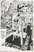 Original Comic Art:Splash Pages, Ernie Chan - Ghosts #11 Splash Page 1 Original Art (DC, 1973).Years of working alongside Tony DeZuniga on countless romance...