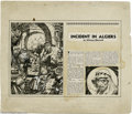Original Comic Art:Splash Pages, Creig Flessel - Detective Comics #11, pages 32 and 33 Original Art (DC, 1938). A collector would be hard-pressed to find a D...