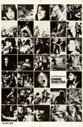 """Movie Posters:Rock and Roll, Gimme Shelter (20th Century Fox, 1970). Half Subway (29.5"""" X 45"""").. ..."""