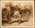 """Movie Posters:Comedy, Hard Luck (Metro, 1921). Lobby Card (11"""" X 14"""").. ..."""