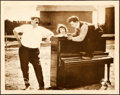 "Movie Posters:Comedy, One Week (Metro, 1920). Lobby Card (11"" X 14"").. ..."