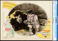 """Movie Posters:Comedy, Three Ages (Metro, 1923). CGC Graded Lobby Card (11"""" X 14"""").. ..."""