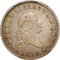 Early Half Dollars, 1794 50C O-101a, T-7, High R.3, VF20 PCGS Secure....