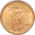 Saint-Gaudens Double Eagles, 1924-S $20 MS65 PCGS Secure....