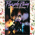 Music Memorabilia:Recordings, Prince Personally Owned Purple Rain Stereo LP (Warner Bros. 1-25110, 1984)....