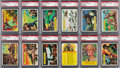 """Non-Sport Cards:Sets, 1965 Topps """"Battle"""" PSA-Graded Complete Set (66). ... (Total: 66items)"""