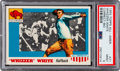 Football Cards:Singles (1950-1959), 1955 Topps All-American Whizzer White (Correct Bio) #21 PSA Mint 9....