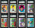 Hockey Cards:Sets, 1971 O-Pee-Chee Hockey 2nd Series Complete Set (132)....
