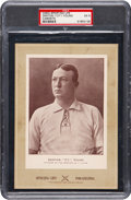 Baseball Cards:Singles (Pre-1930), 1902-11 W600 Sporting Life Type 3 Cabinet Cy Young PSA EX 5. ...