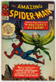 The Amazing Spider-Man #7 (Marvel, 1963) Condition: GD+