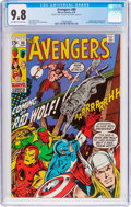 Bronze Age (1970-1979):Superhero, The Avengers #80 Double Cover (Marvel, 1970) CGC NM/MT 9.8Off-white to white pages....