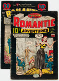 Golden Age (1938-1955):Romance, Romantic Adventures #47 and 48 Group (ACG, 1950s) Condition:Average VG-.... (Total: 2 Comic Books)