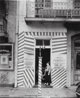 Walker Evans (American, 1903-1975) Barber Shop, New Orleans, 1936 Gelatin silver 9-5/8 x 7-1/2 inches (24.4 x 19.1 cm