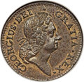 Colonials, 1722 Rosa Americana Penny, UTILE, MS62 Brown NGC. M. 2.8-D.1, W-1268, R.5....