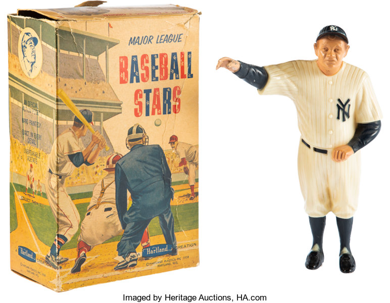 best website 57556 e1622 1958-62 Hartland Statue - Babe Ruth With Original Box ...