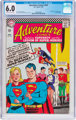 Adventure Comics #350 (DC, 1966) CGC FN 6.0 Off-white to white pages
