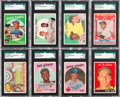 Baseball Cards:Lots, 1958 and 1959 Topps Baseball Collection (500+)....