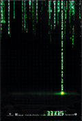 """Movie Posters:Science Fiction, The Matrix Revolutions (Warner Brothers, 2003). Hologram One Sheet(27"""" X 40"""") SS Advance. Science Fiction.. ..."""
