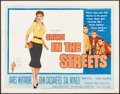 "Movie Posters:Crime, Crime in the Streets & Other Lot (Allied Artists, 1956). HalfSheets (2) (22"" X 28"") Style A. Crime.. ... (Total: 2 Items)"