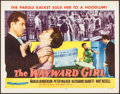 "Movie Posters:Bad Girl, The Wayward Girl & Other Lot (Republic, 1957). Half Sheets (2)(22"" X 28""). Bad Girl.. ... (Total: 2 Items)"