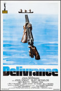 "Movie Posters:Action, Deliverance (Action, R-1990s). French Poster (30.75"" X 46"").Action.. ..."
