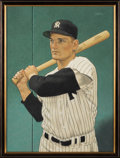 Baseball Collectibles:Others, 2018 Roger Maris Original Artwork by Arthur Miller. ...