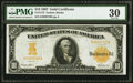 Large Size, Fr. 1172 $10 1907 Gold Certificate PCGS Very Fine 30.. ...