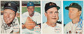 Autographs:Sports Cards, Signed 1964 Topps Giants Near Set (52/60). ...