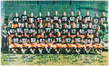 Autographs:Photos, 1967 Green Bay Packers - Super Bowl II Champions - Team SignedOversized Photograph (22 Signatures).. ...