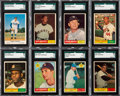 Baseball Cards:Lots, 1960-62 Topps & Bell Brand Baseball Card Collection (660+)....