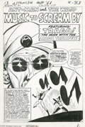 "Original Comic Art:Complete Story, Don Heck - Tales to Astonish #47, complete 13-page Ant-Man Story,""Music to Scream By"" Original Art (Marvel, 1963). In this ..."
