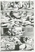 Original Comic Art:Panel Pages, Frank Miller and Klaus Janson - Daredevil #182, page 25 OriginalArt (Marvel, 1982). Frank Miller had a long and glorious re...