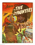 Golden Age (1938-1955):Miscellaneous, Educational Projects Coloring Book #nn Action Stories of the Mounties - Vancouver pedigree (Educational Projects, Inc., circa ...