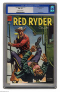 Golden Age (1938-1955):Western, Red Ryder Comics #119 File Copy (Dell, 1953) CGC NM+ 9.6 Off-whiteto white pages. Fred Harman art. Overstreet 2005 NM- 9.2 ...