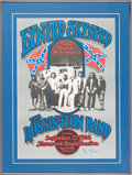 Music Memorabilia:Posters, Lynyrd Skynyrd Group of Concert Posters (1988-1991).... (Total: 5 Items)