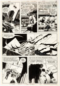 Original Comic Art:Panel Pages, Jim Aparo The Brave and the Bold #177 Page 4 Original Art(DC, 1981)....