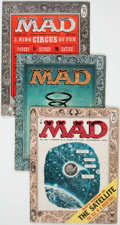 Magazines:Mad, MAD Group of 20 (EC, 1955-58) Condition: Average VG.... (Total: 20Comic Books)