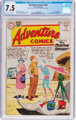 Adventure Comics #283 (DC, 1961) CGC VF- 7.5 Off-white to white pages