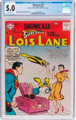 Showcase #10 Lois Lane (DC, 1957) CGC VG/FN 5.0 Off-white pages
