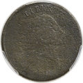 Large Cents, 1793 1C Chain, AMERICA, Periods, S-4, B-5, R.3 -- Environmental Damage -- PCGS Genuine. Good Details....