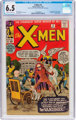 X-Men #2 (Marvel, 1963) CGC FN+ 6.5 Off-white to white pages